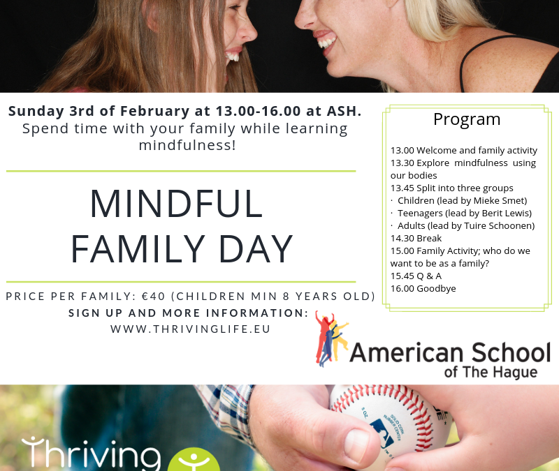 Mindful Family Day
